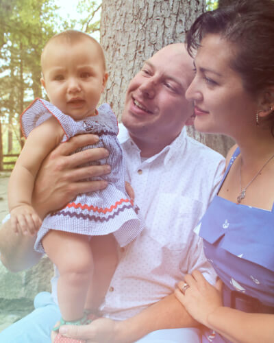 Family portrait session in Ottawa, IL.