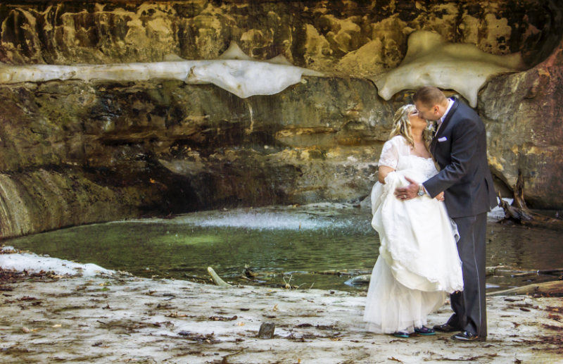 Wedding Photography, Starved Rock State Park, Wedding Photography